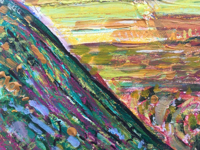 mini abstract landscape detail 2 800x600